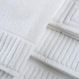 Махровые полотенца и коврики для гостиниц Lilium Collection