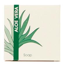 Aloe Vera мыло 15 гр картонная упаковка