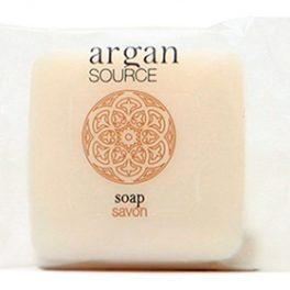 Argan мыло 20 гр в упаковке flow pack для гостиниц