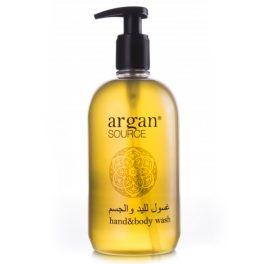 Argan гель для тела и волос 500 мл для гостиниц