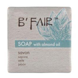 B Fair мыло с маслом almond для гостиниц