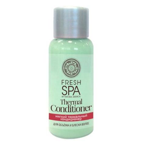 Fresh SPA Термальный кондиционер для всех типов волос, 30 мл для гостиниц