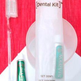 Generico Flow Pack зубной набор для гостиниц
