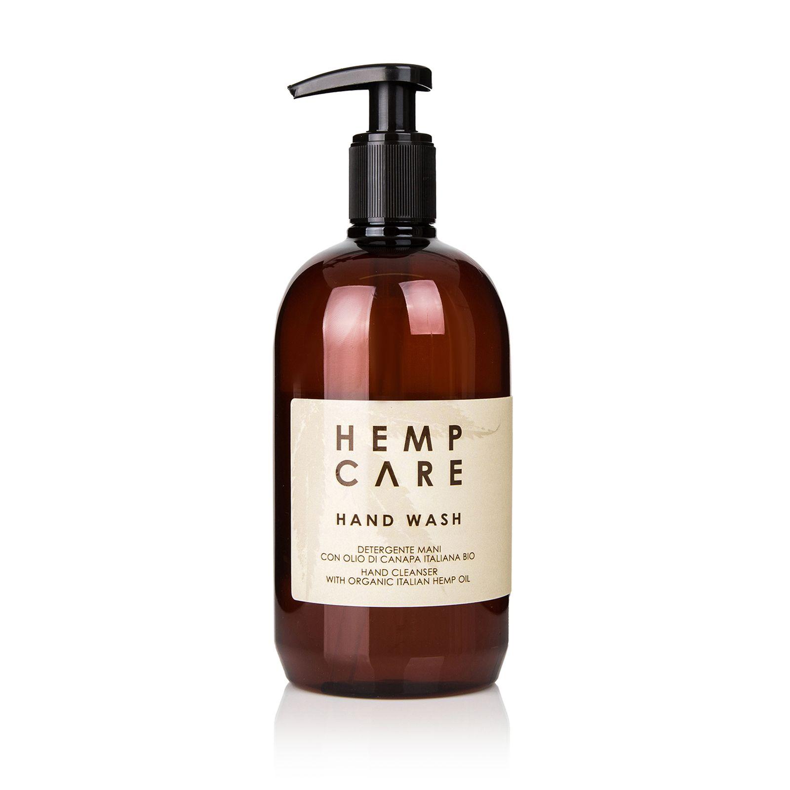 HEMP CARE жидкое мыло