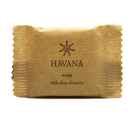 Havana мыло для гостиниц 15 гр в упаковке flow pack для гостиниц