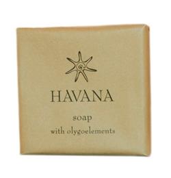Havana мыло для гостиниц 20 гр в бумажной обертке для гостиниц