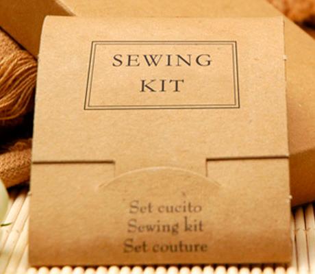 Kraft швейный набор для гостиниц