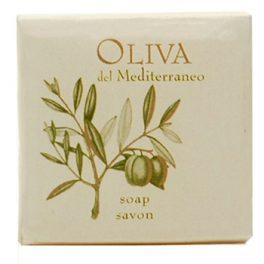 Oliva DEL MEDITERRANEO мыло 20 гр в бумажной упаковке для гостиниц