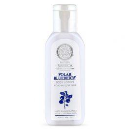 Молочко для тела Polar blueberry от Натура Сиберика для гостиниц