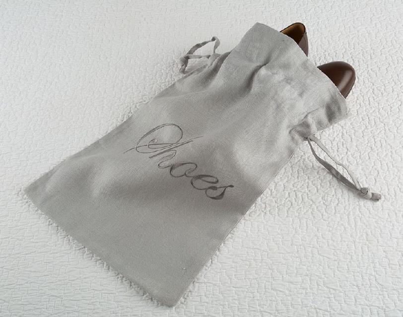 Сумка для обуви на шнуре