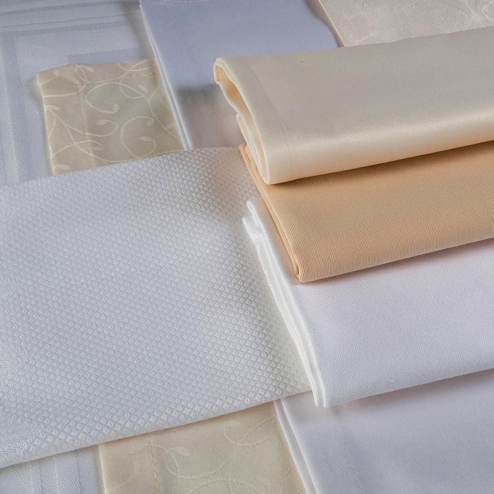 Материал для скатерти пастельных тонов