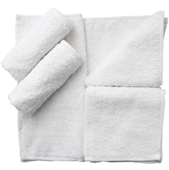 Махровые полотенца для рук 30x30 см